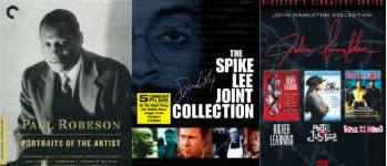 Best African-American Movie DVD Collections